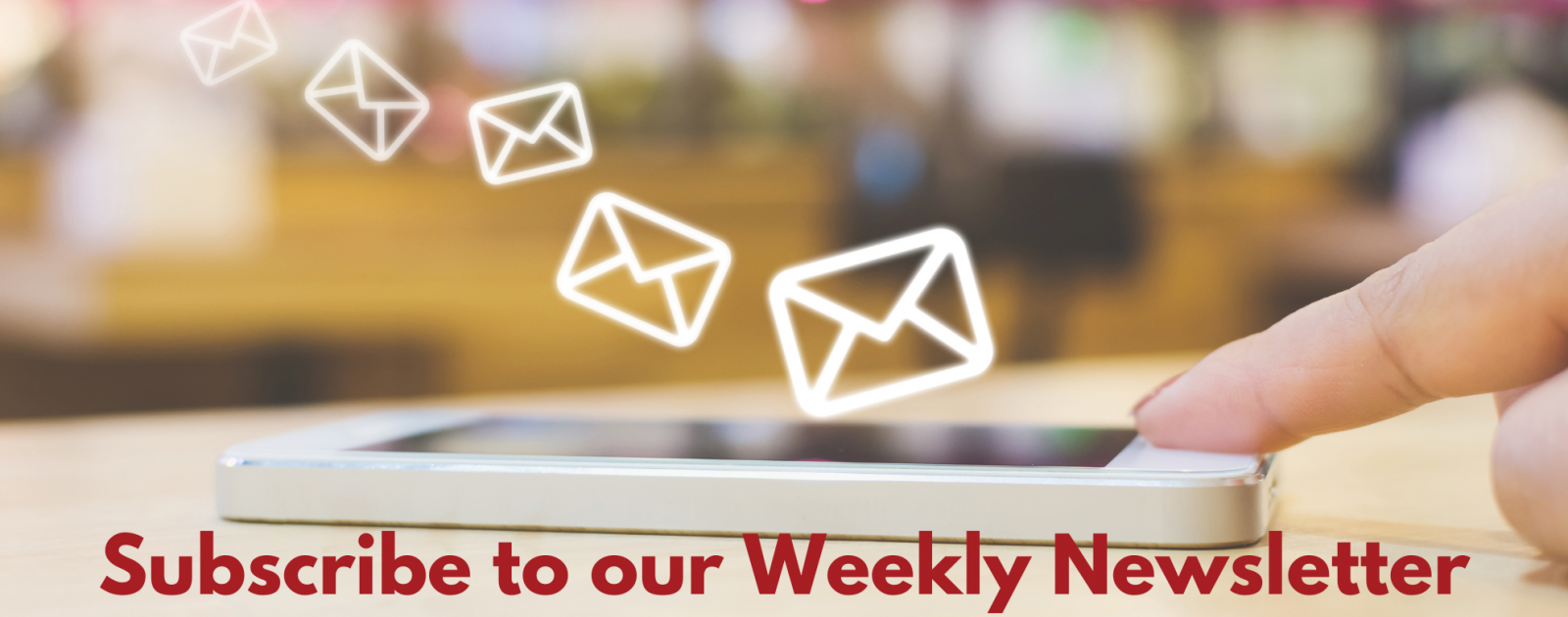 Join our Church Newsletter